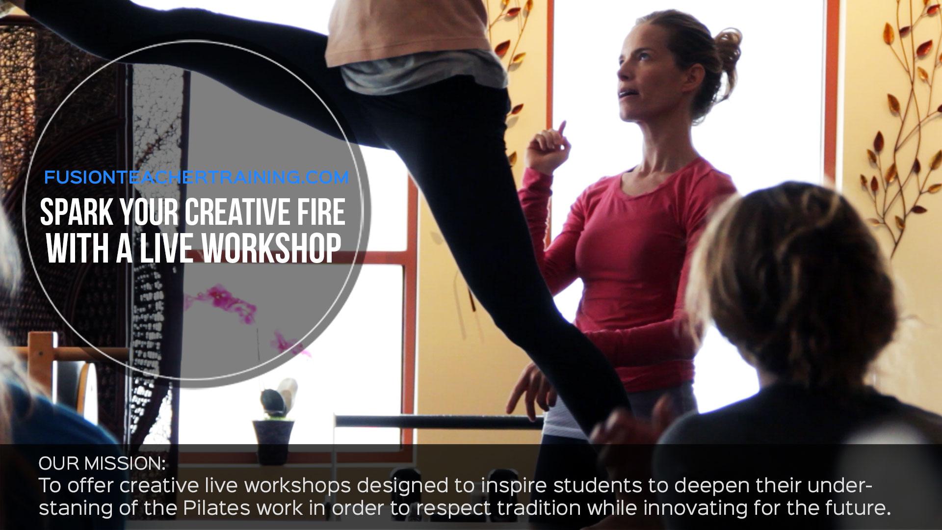 Host a Course with Fusion Teacher Training | Fusion Teacher Training